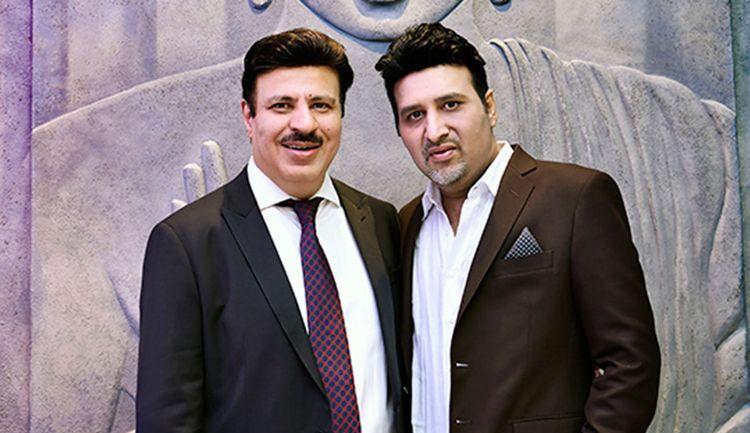 Sanjay and Vinay Jethwani of Meena Jewellers